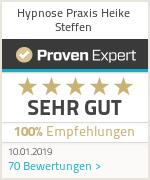 Erfahrungen & Bewertungen zu Hypnose Praxis Heike Steffen